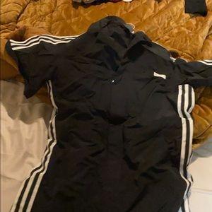Fiorucci-Adidas jumpsuit
